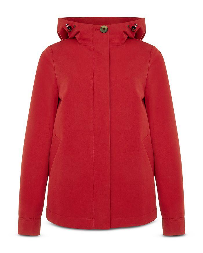 HOBBS LONDON - Ciera Hooded Coat