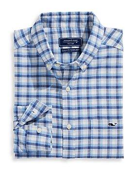 Vineyard Vines - Plaid Twill Button Down Shirt