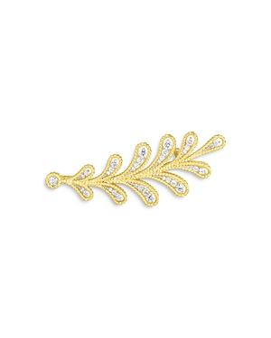 Roberto Coin 18K Yellow Gold Byzantine Diamond Brooch