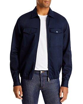 BOSS - Lawson Regular Fit Trucker Jacket