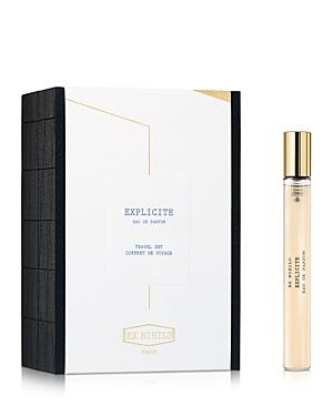 Explicite Eau de Parfum Travel Set