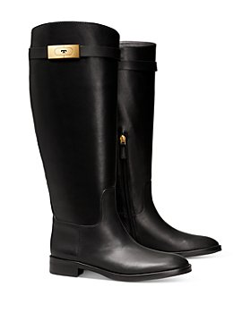 Tory Burch - Women's Embellished Riding Boots