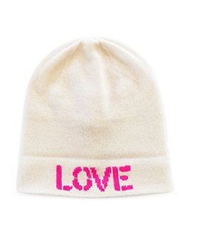 Kerri Rosenthal - Love Flip Cashmere Beanie