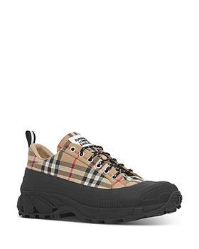 Burberry - Women's Arthur Story Low Top Sneakers