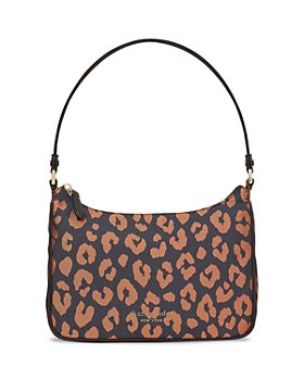 kate spade new york - Sam Leopard Small Shoulder Bag