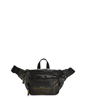 Versace Jeans Couture - Faux Leather Logo Belt Bag