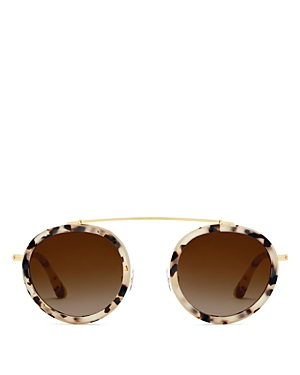 Unisex Conti Round Sunglasses
