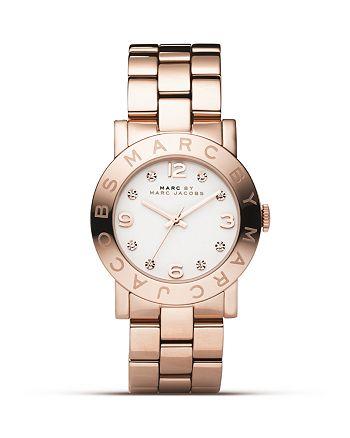 "MARC JACOBS - ""Amy"" Bracelet Watch, 36mm"
