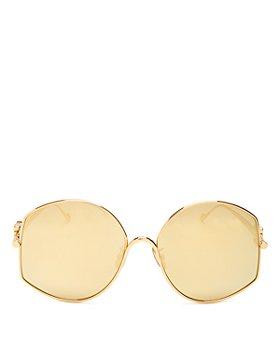 Loewe - Women's Round Sunglasses, 60mm