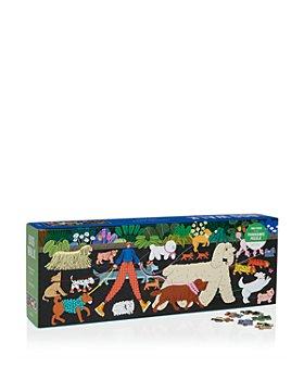 Galison - Dog Walk Panoramic Puzzle