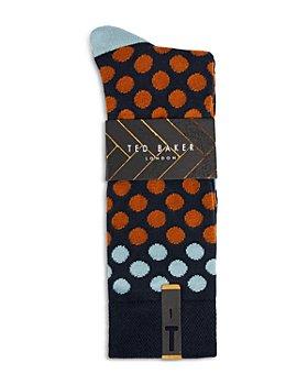 Ted Baker - Dot Pattern Socks