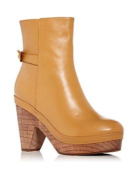 Alexandre Birman - Women's Clarita Clog High Heel Booties