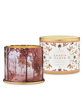 ILLUME - Cassia Clove Large Tin Candle