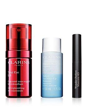 Clarins - Total Eye Essentials Kit ($107 value)