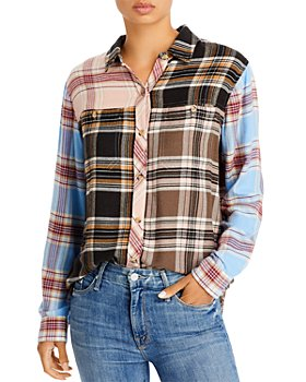 Rails - Brando Plaid Button Down Shirt