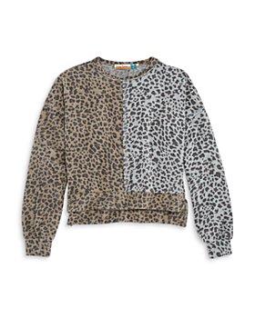 Vintage Havana - Girls' Animal Print Sweatshirt - Big Kid