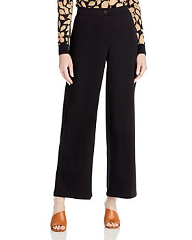 Eileen Fisher - Stretchy Knit Slim Fit Pants
