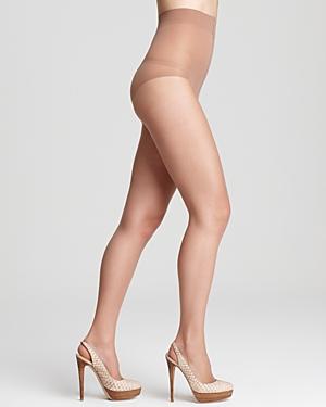 Nude Control Top Tights