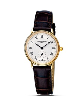 """Frederique Constant - """"Slim Line"""" Quartz Watch, 28mm"""