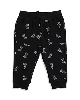 Miles The Label - Boys' Chess Print Jogger Pants - Baby