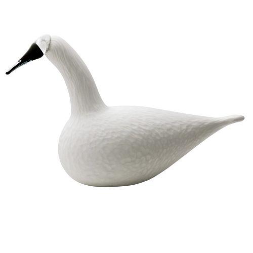 """Iittala - """"Whooper"""" Swan White"""