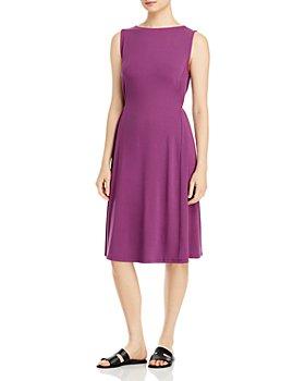 Eileen Fisher - Sleeveless Dress