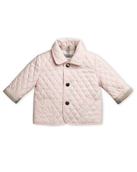 Burberry - Girls' Colin Quilted Jacket - Baby