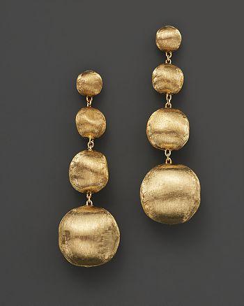 "Marco Bicego - ""Africa"" Bead Drop Earrings"