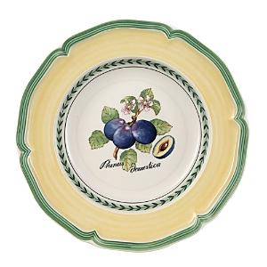 Villeroy & Boch French Garden Rim Soup Bowl