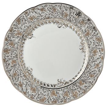 Bernardaud - Eden Platinum Dinner Plate