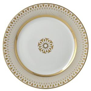 Bernardaud Soleil Levant Salad Plates, Set of 4