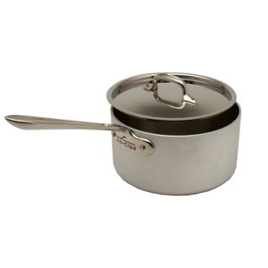 All-Clad MC2 3.5-Quart Sauce Pan 432371