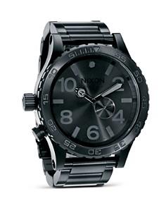 Nixon - The 51-30 Chronograph Watch, 51.25mm