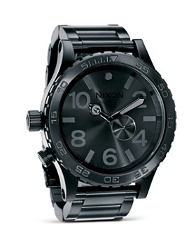 Nixon - The 51-30 Chronograph Watch, 51.25mm