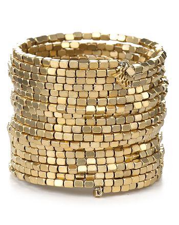 ABS by Allen Schwartz - Drama Coil Bracelet