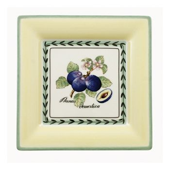 "Villeroy & Boch - ""French Garden"" Macon Square Salad Plate"