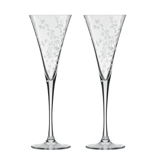 kate spade new york - Gardner Street Champagne Flute, Pair