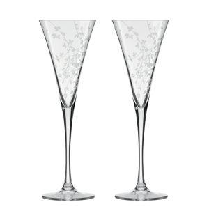 kate spade new york Gardner Street Champagne Flute, Pair