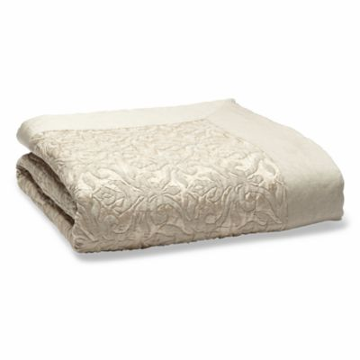 $Frette Luxury Platinum Bed Cover - Bloomingdale's
