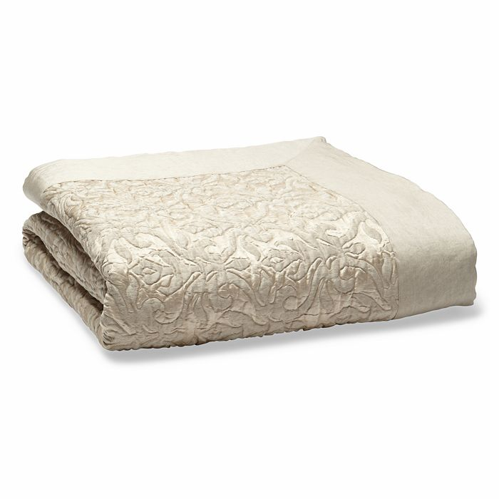 Frette - FRETTE Luxury Platinum Bed Cover