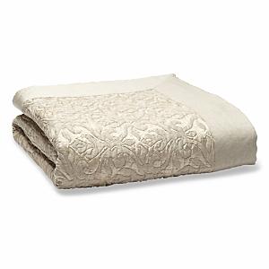 Frette Luxury Platinum Bed Cover