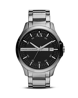 A|X Armani Exchange - Stainless Steel Watch, 46mm