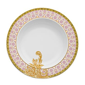 Versace - By Rosenthal Byzantine Dreams Rim Soup