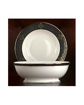 "Lenox - ""Vintage Jewel"" Open Vegetable Bowl"