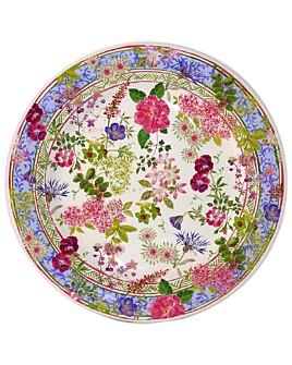 Gien France - Mille Fleur Canape Plate