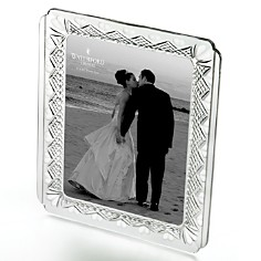 "Waterford Wedding Heirloom 8"" x 10"" Frame - Bloomingdale's_0"