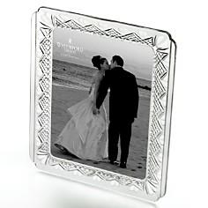 """Waterford Wedding Heirloom 8"""" x 10"""" Frame - Bloomingdale's Registry_0"""