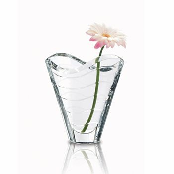 Baccarat - Small Wave Vase