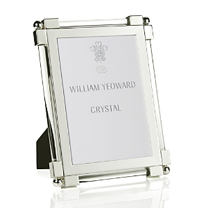 William Yeoward Classic Clear Glass Frame, 5 x 7