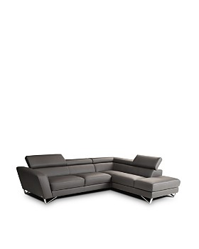 Nicoletti - Delancey Sofa Sectional - 100% Exclusive
